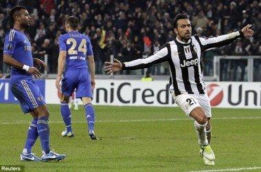 Chelsea é goleado em Turim e se complica na Champions League