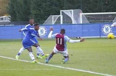 Chelsea sub-18 vence o Aston Villa