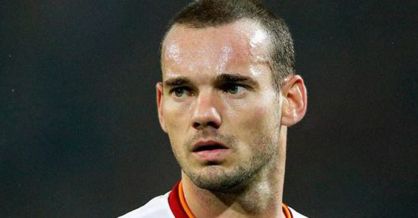 Curtinha: Wesley Sneijder está na mira do Chelsea, diz Mirror