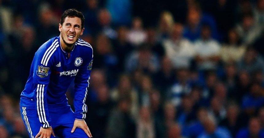 Telegraph: Treinador da Seleção Belga aprova saída de Hazard para o Real Madrid
