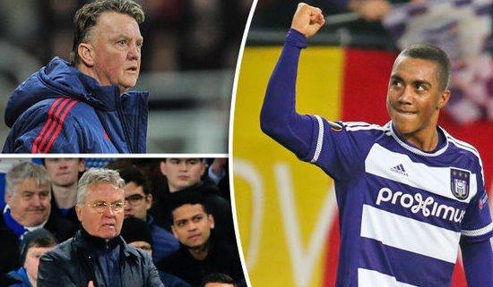 Hiddink e van Gaal já expressaram interesse no belga (Foto: Getty Images)