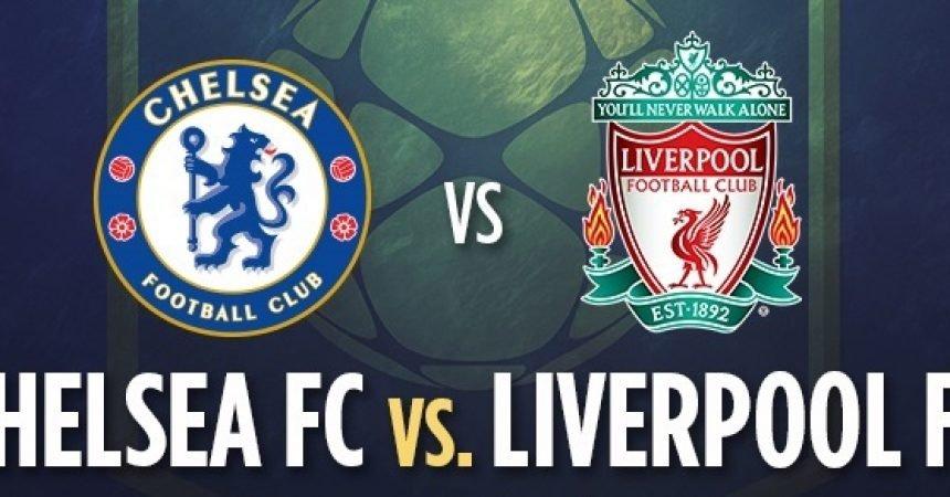 Encontros pelo Brasil – Chelsea x Liverpool