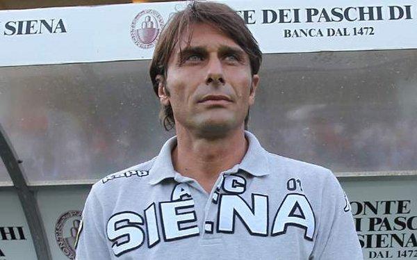 Conte passou por times menores antes de treinar a Juve (Foto: Getty Images)