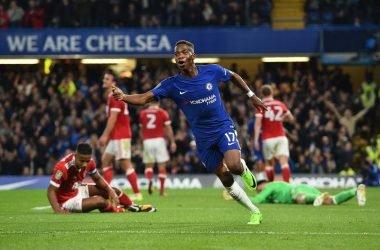 Chelsea estreia com goleada na Copa da Liga