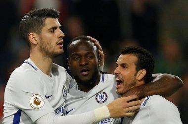 Chelsea vence Burnley e alimenta briga pela Champions
