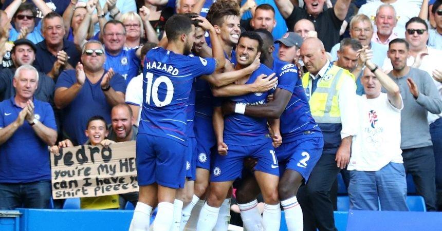 Chelsea vence Bournemouth e segue com 100% de aproveitamento