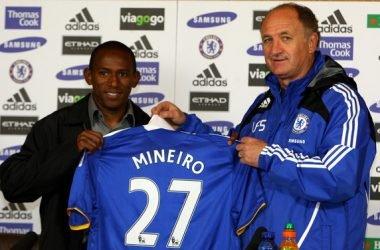 Mineiro no Chelsea