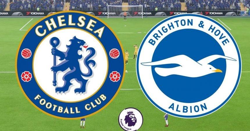 Chelsea visita o Brighton para continuar recuperação na Premier League