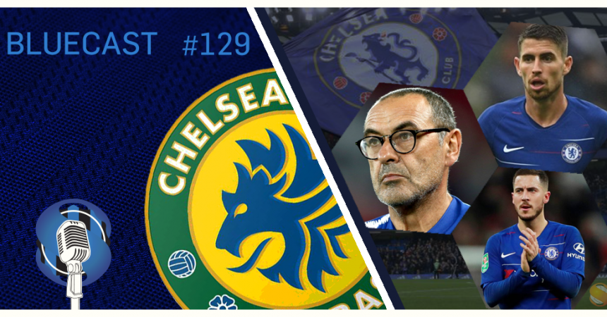 Bluecast 129 – A evolução do Sarribol
