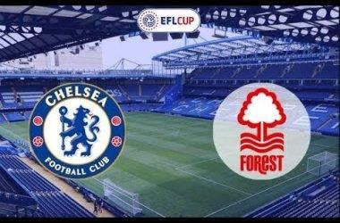 Chelsea recebe o Nottingham Forest pela 3ª rodada da FA Cup