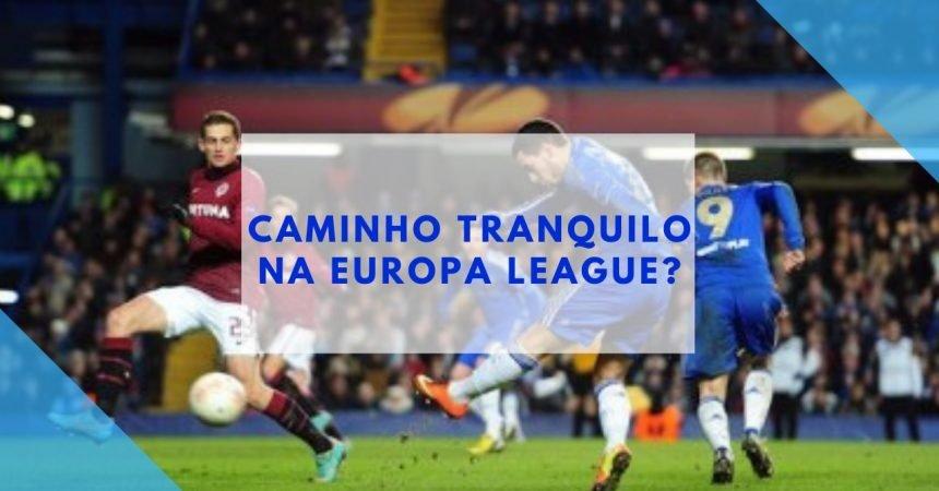 O Chelsea tem um caminho fácil para ganhar a Europa League?