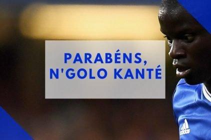 A vida de N'Golo Kanté