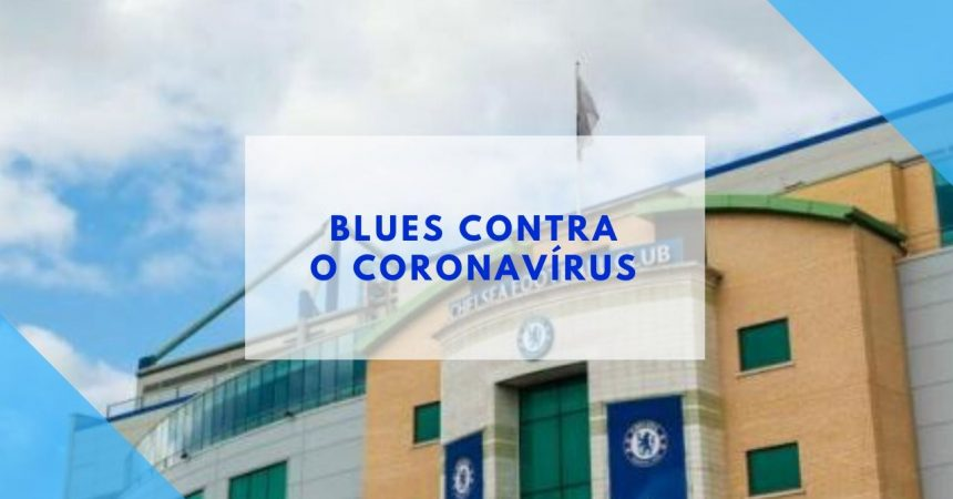 Blues contra o coronavírus