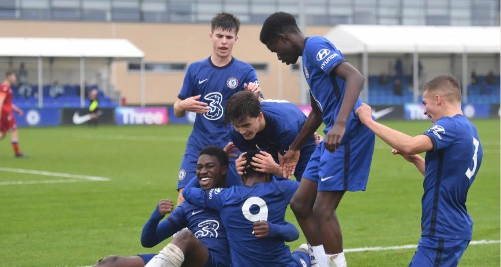 Chelsea FC vence na estreia da Premier League Cup Sub-17
