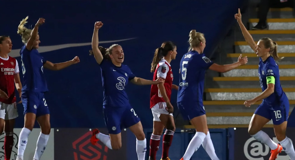 Atletas do Chelsea Women são indicadas para The Best 2020.